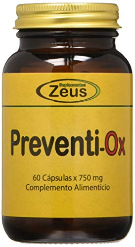 Zeus Complemento Alimenticio Preventi-OX 750mg - 60 Cápsulas