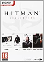 Hitman Collection 4 game bundle includes Hitman1 and 2, Contracts and Blood Money (輸入版)