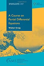 A Course on Partial Differential Equations (Graduate Studies in Mathematics)