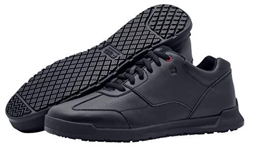 Zapatillas Negro antideslizante para mujer, Shoes For Crews Liberty, estilo 37255, 5 UK (38 EU), 1