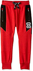 Chalk By Pantaloons Boys Relaxed Trousers