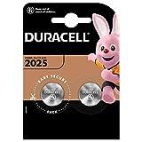 Duracell DL2025/CR2025 - Pilas especiales de botón de litio 2025 de...