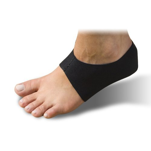Sol Step for Plantar Fasciitis and Heel Pain Relief, Embedded Ice Therapy Cold Pack, Small by Brownmed