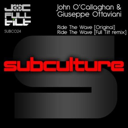 John O'Callaghan & Giuseppe Ottaviani