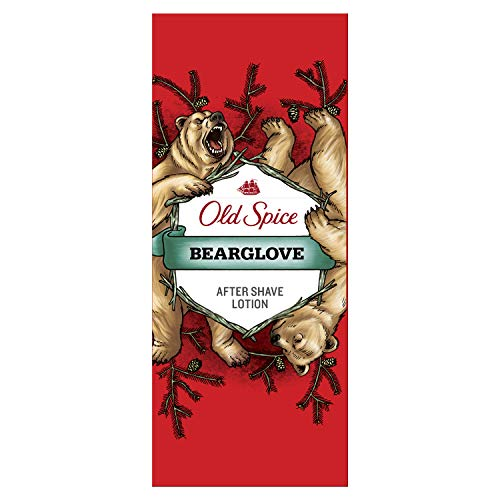 Old Spice After Shave Lotion Bearglove, 100 ml