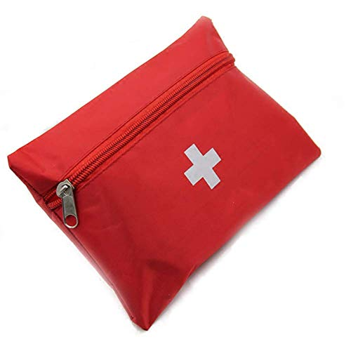 ViewSys Vehículo Kit de Primeros Auxilios de Emergencia de múltiples Funciones de Rescate de Emergencia Kit médico Adecuado for la Familia de Coches Senderismo Camping, etc.
