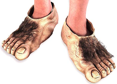 Rubie's Costume The Hobbit Hairy Feet-Child Child One Size