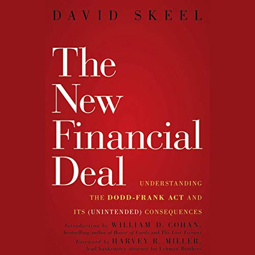 Couverture de The New Financial Deal