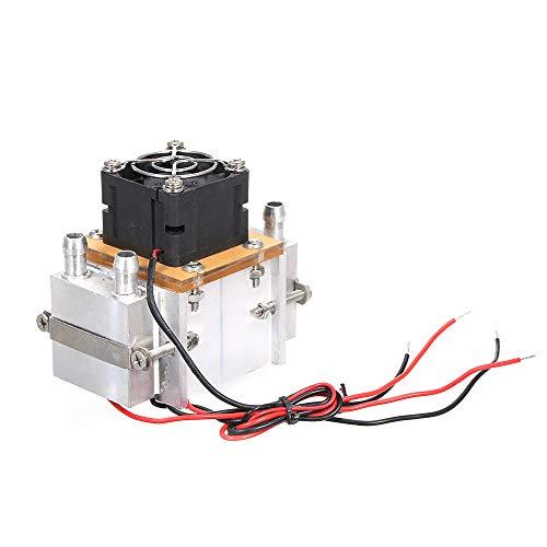 KK moon DIY 12V TEC電子ペルチェ 半導体熱電冷却器 DIY冷蔵庫 水冷空調冷凍・冷房用冷却装置