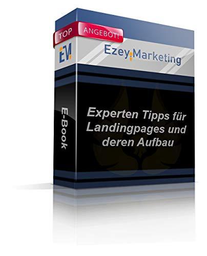 7 Experten Tipps für LandingPages und deren Aufbau