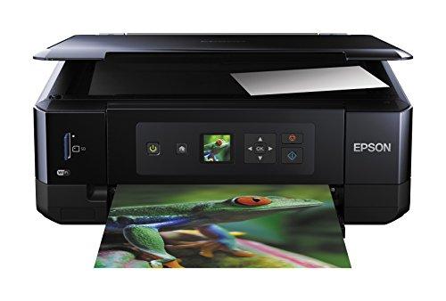 Epson Expression Premium XP-530 - Impresora inyección de Tinta multifunción, Color Negro