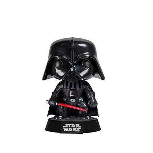 Potato smile Star Wars-Darth Vader Samurai 01 POP Abbildung Schüttelt Puppe Über 4'