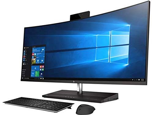 HP EliteOne 1000 G2 Envy 34 Curved Desktop 2TB SSD 32GB RAM (Intel Core i7-8700 Processor 3.20Ghz Turbo to 4.60GHz, 32 GB RAM, 2 TB SSD, 34' WQHD LED(3440x1440),Win 10 PRO) PC Computer All-in-One