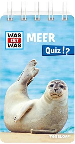 WAS IST WAS Quiz Meer: Über 100 Fragen und Antworten! Mit Spielanleitung und Punktewertung (WAS IST WAS Quizblöcke)
