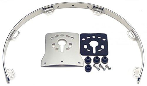 Stagg 0079514-inches borde tamaño práctico soporte arnés para tambor