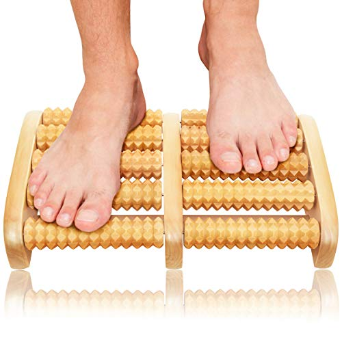 Dual Foot Massage Stress Roller