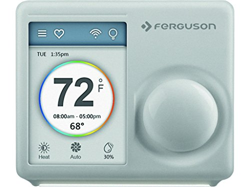 Ferguson thermostaat programmeerbaar huis WLAN fs1th Smart Home