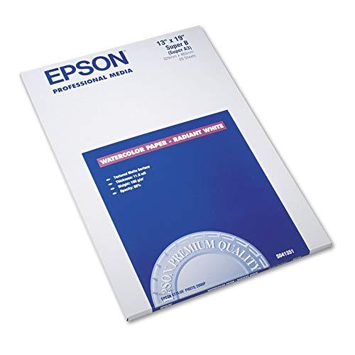 EPSS041351 - Watercolor Radiant White Inkjet Paper