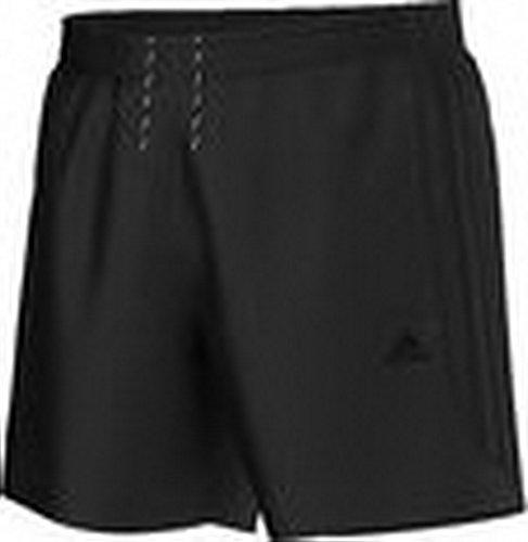 adidas Herren Trainingsshorts Sport Essentials 3-Streifen Chelsea, schwarz, XXL, S17881