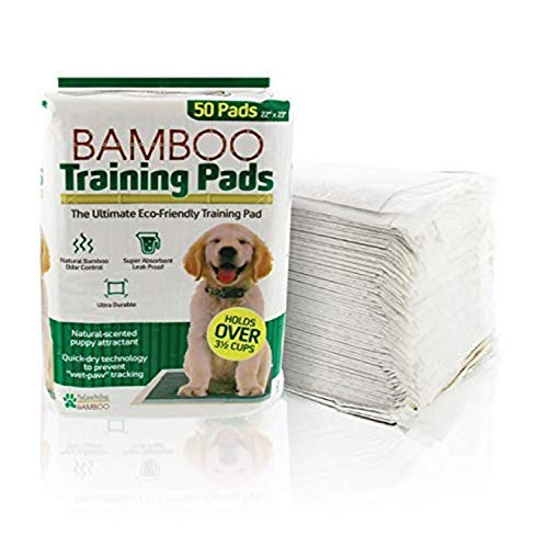 Natural Puppy Pee Pads