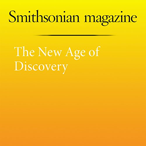 The New Age of Discovery audiobook cover art
