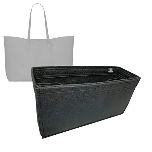 Bag Organizer for Saint Laurent Shopping Tote (Large) - Premium Felt (Handmade/20 Colors)