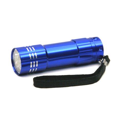 Dorcy 9 LED 3AAA linterna