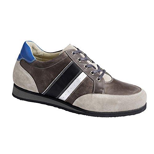 Piedro Piedro Mens Sports Shoes 3560, Sandales Compensées homme - gris - gris, 44,5 EU