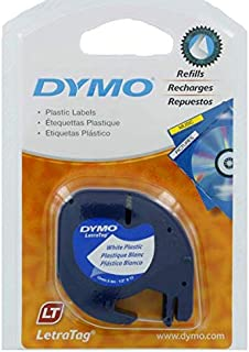 DYMO 91331 LetraTag Labeling Tape for LetraTag