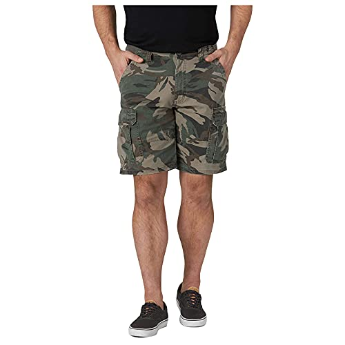 Cargo Hiking Shorts for Men Stretch Quick Dry Breathable Tactical Shorts Lightweight Sports Casual Work Short Pants