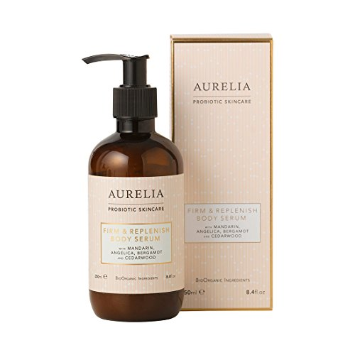 Aurelia Probiotic Skincare Firm and Replenish Body Serum, 250 ml