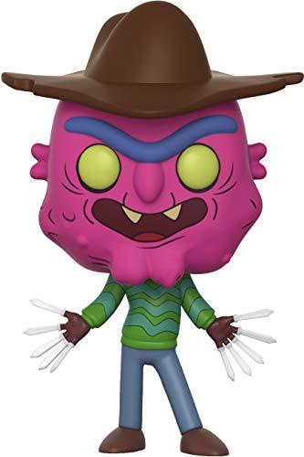 Funko Pop!- Rick & Morty Scary Terry Figura de Vinilo (12599)
