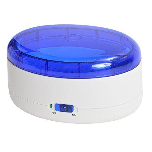 強力振動で汚れをスッキリ落とす「ブルブルウォッシュ」 USBVIBCL 振動洗浄 眼鏡洗浄 メガネ洗浄 超音波洗浄機 クリーナー ピカピカ 金属 時計 ハサミ