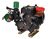 Udor Kappa 43GR Diaphragm Pump with Gearbox and Regulator