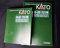 KATO 10-826 10-827 201系 中央線色 6両基本 4両増結セット