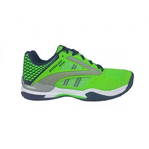 Dunlop Zapatillas Tenis/Padel Extreme Verde Hombre (44)