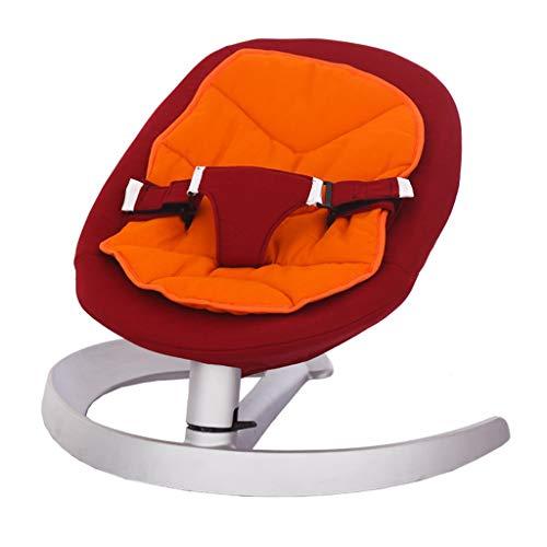 Baby automatische schommelstoel, multifunctionele kindje comfortabele stoel, fauteuil, pasgeboren baby wieg, coax baby sleeping artefact (Color : B)