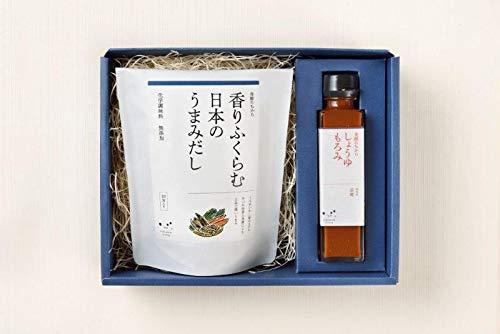 発酵のちから 香りふくらむ日本のうまみだし キッコーマン こころダイニング (だし1袋しょうゆもろみ)