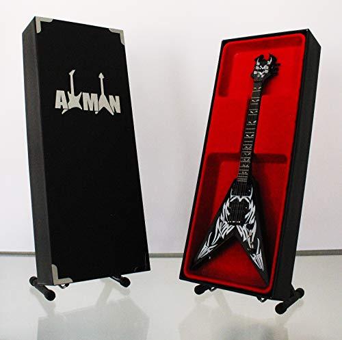 Kerry King (Slayer): Flying V - Réplica de guitarra en miniatura