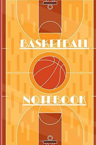 Basketball journal, basketball notebook for basketball players gift: Lined Notebook / Journal Gift, 100 Pages, 6x9, Soft Cover, Matte Finish