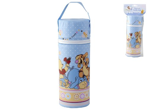 Prima Baby 18499610003 Isoliertasche, Winnie Puuh und Freunde, pazifik-blau