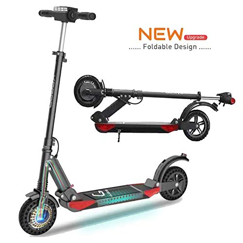 FUTERLY Patinete Eléctrico Plegable, KUGOO S1 Pro E Scooter, 7.5AH 350W...
