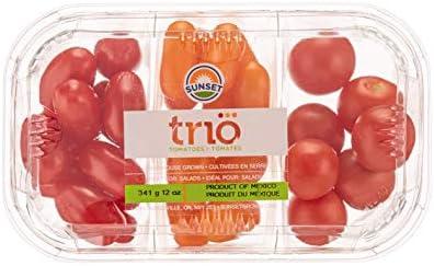 Sunset Produce Cherry Tomatoes Trio, 12 oz