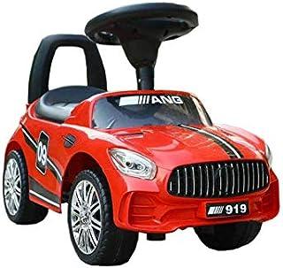 Megastar - Ride On Mercedes Sporty Push Car, Red, 919 - R