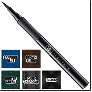 Avon True Color Super Extend Precise Liquid Pen Sapphire Blue