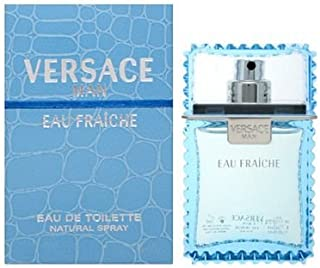 Versace Man Eau Fraiche By Gianni Versace For Men Edt Spray 3.4 Fl Oz