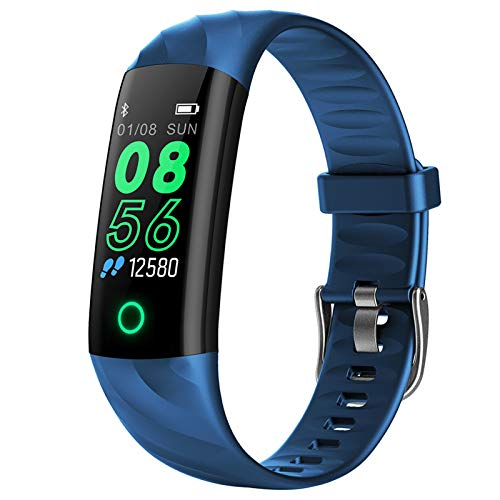 Kids Fitness Tracker, Activity Tracker for Girls and Boys Age 5-16, Waterproof Fitness Watch for Kids with Heart Rate Monitor, Sleep Monitor, Calorie Counter and Step Counter