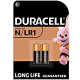 Duracell Specialty N Alkaline Batterie 1,5 V, 2er-Packung (E90/LR1) entwickelt für die Nutzung in Taschenlampen, Taschenrechnern & Fahrradlichtern
