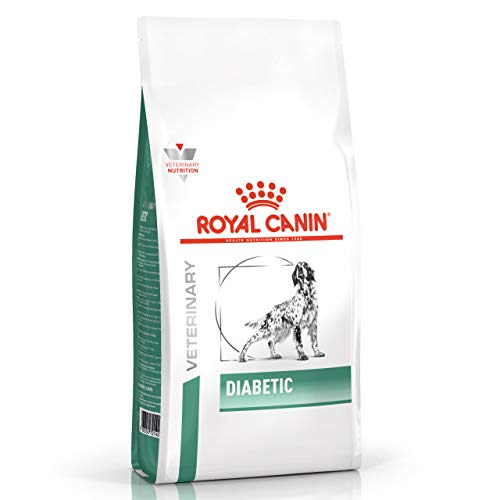 ROYAL CANIN Alimento para Perros Diabetic DS37-12 kg ⭐