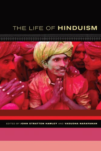 The Life of Hinduism (The Life of Religion Book 3)